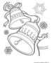 Christmas bells (low ink)