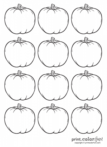 12-little-pumpkins