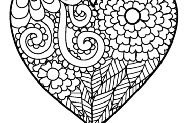 Valentine S Day Coloring Pages Printables Archives Print Color Fun Free Printables Coloring Pages Crafts Puzzles Cards To Print