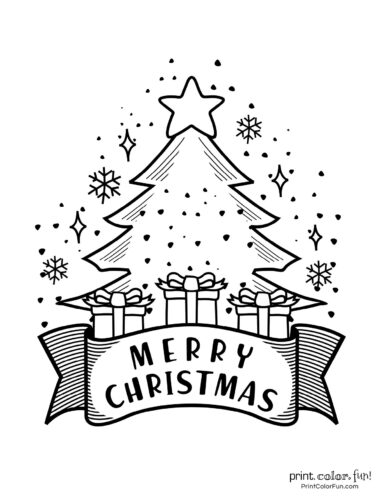 top 100 christmas tree coloring pages the ultimate free printable collection coloring page print color fun top 100 christmas tree coloring pages
