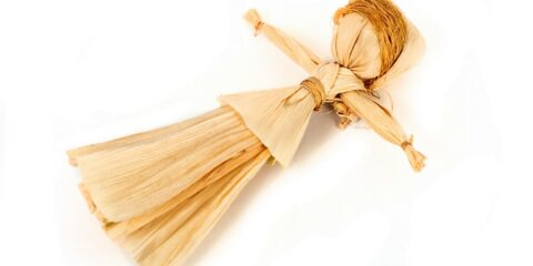 Corn husk doll photo by Photo by ctvvelve