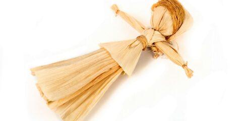 Corn husk doll photo by Photo by ctvvelve