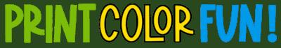 Print Color Fun logo GYB