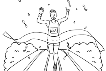 Exercise Coloring Pages - Coloring Home | 240x360