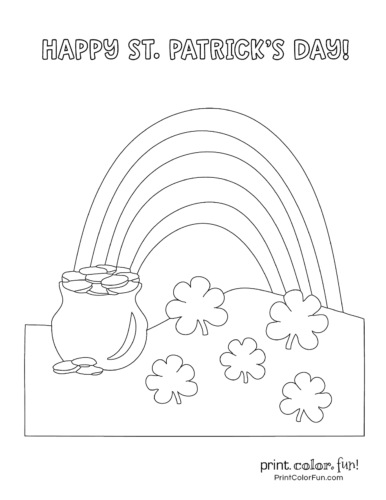 Unicorns - Free printable Coloring pages for kids | 500x386