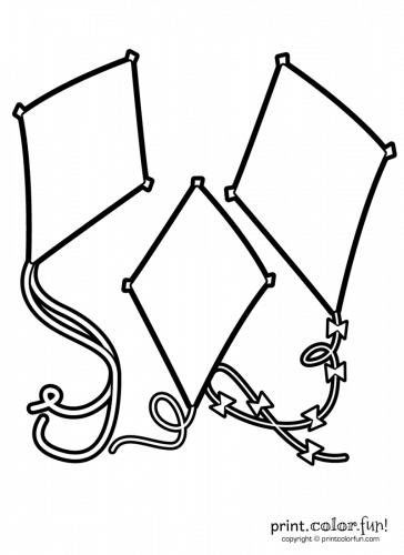 Three-kites
