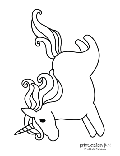photograph regarding Free Printable Unicorn Coloring Pages identified as Final 100 magical unicorn coloring internet pages: The top (free of charge