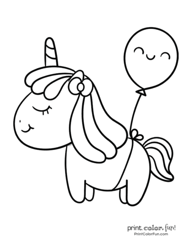 photo relating to Printable Pictures of Unicorns named Ultimate 100 magical unicorn coloring webpages: The final (no cost