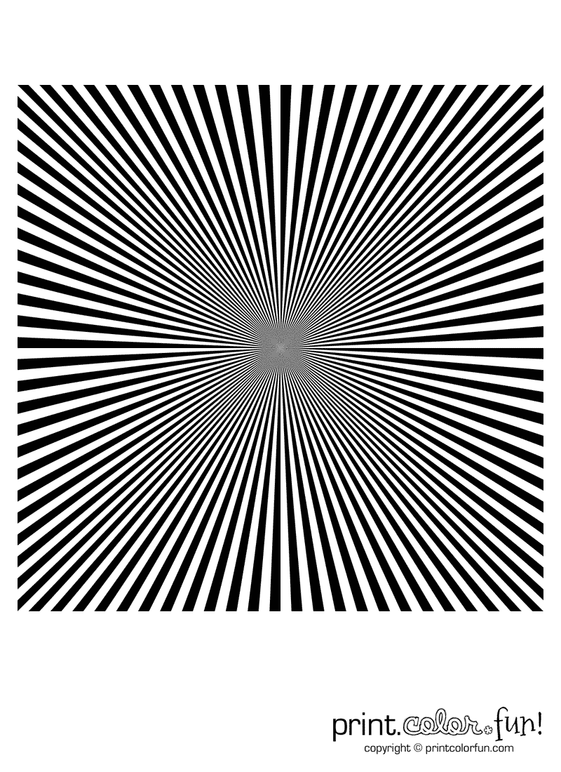Illusion Coloring Pages To Print. Related post for Optical Illusions Colouring Pages optical illusion 44  sensational design ideas 3d coloring pages