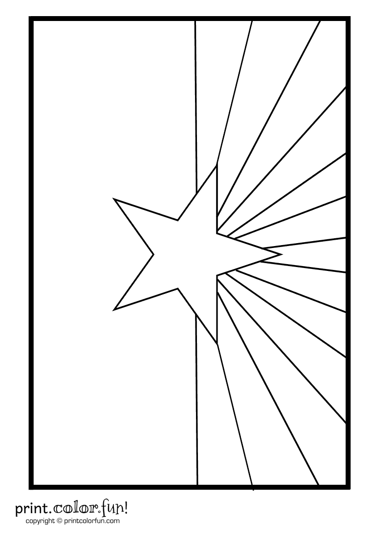 coloring pages of arizona - photo#26