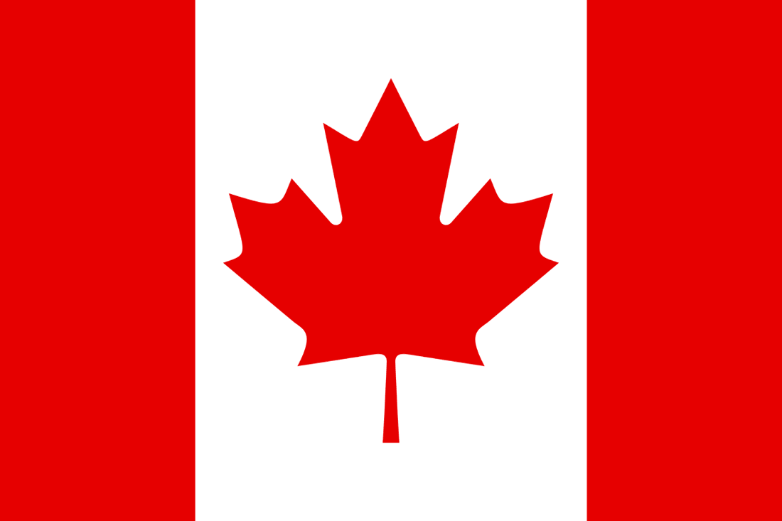 Flag Of Canada Coloring Page Print Color Fun