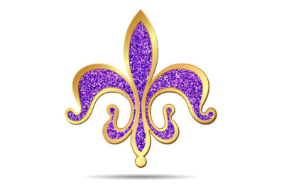 fleur-de-lis coloring pages and design stencils