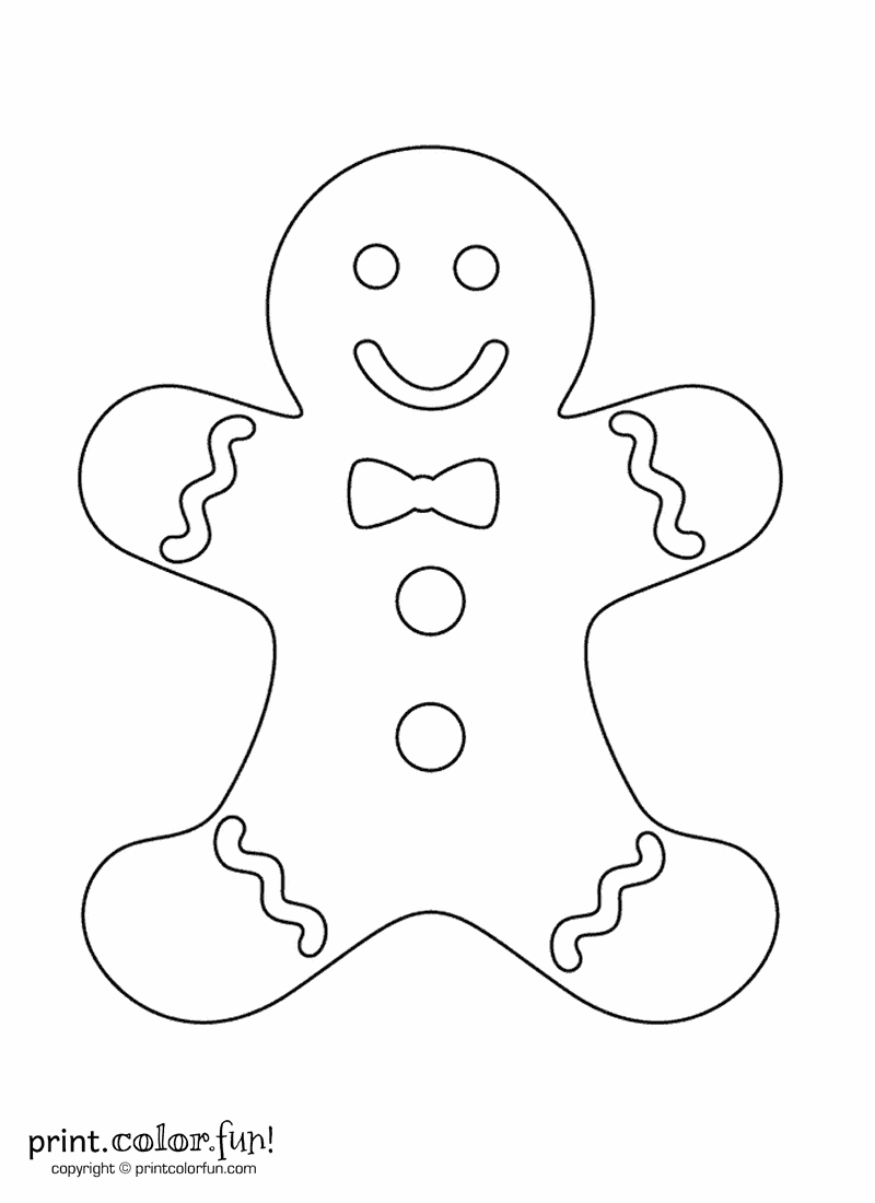 Gingerbread coloring man search results calendar 2015 for Coloring pages man