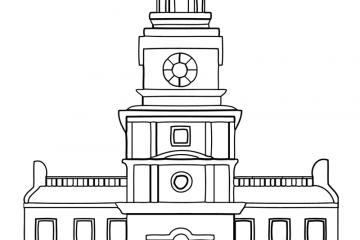 Buildings & landmarks Archives - Print. Color. Fun! Free ...