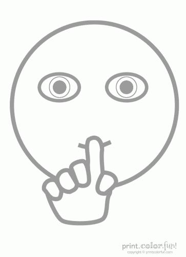 Shhh Clipart | Free Download Clip Art | Free Clip Art | on Clipart ...