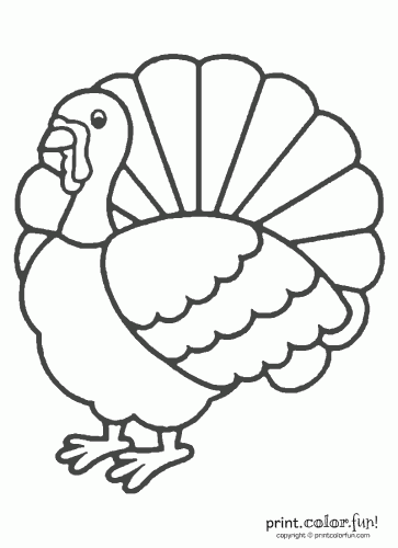 More Coloring Pages You Might Like Holidaysthanksgivingturkey